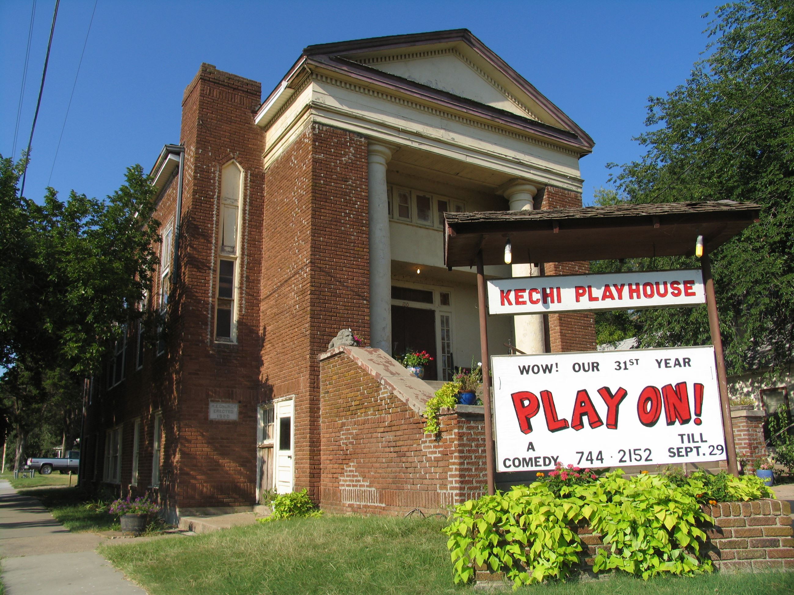 Kechi Playhouse